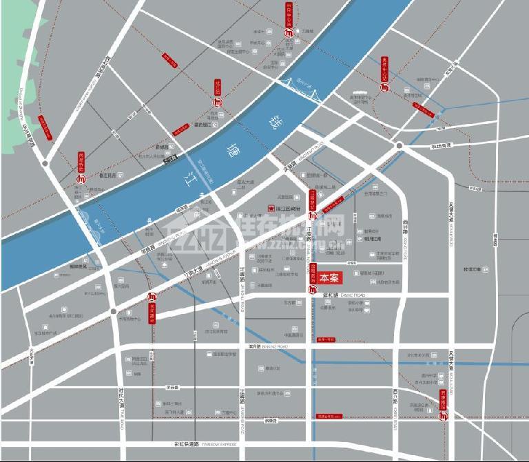 绿城滨和路项目(暂定名)